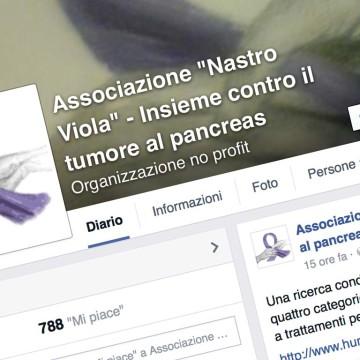 Segui Nastro Viola su Facebook