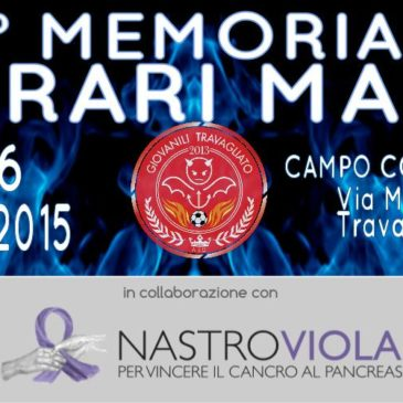 1° Memorial Ferrari Mario