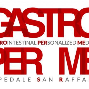 """""""GASTRO PER ME"""" – SCREENING PER IL TUMORE AL PANCREAS PRESSO L'OSPEDALE SAN RAFFAELE DI MILANO"""