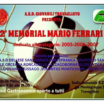 2° Memorial Mario Ferrari