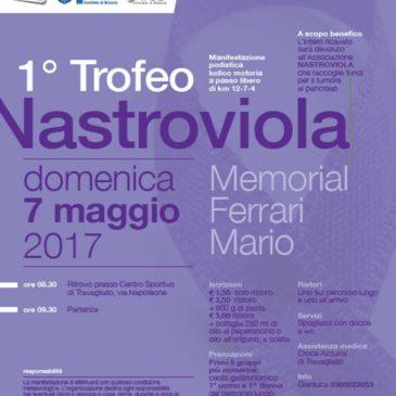 1° Trofeo Nastro Viola – 7 Maggio 2017, Travagliato (BS)