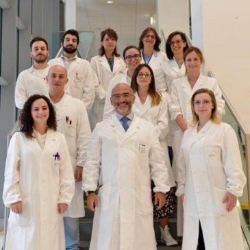 Donazione a Unità di Oncologia Clinica Molecolare Apparato Digerente, Verona
